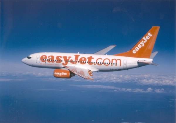 EasyJet flights canceled