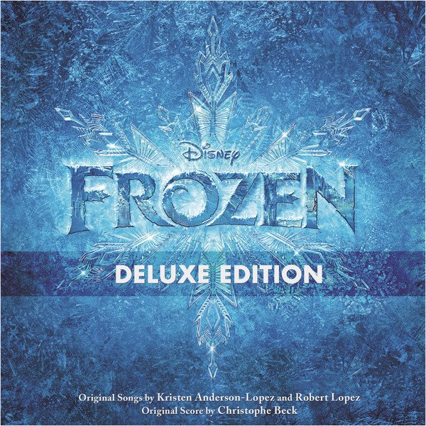 Frozen biggest selling album 2014