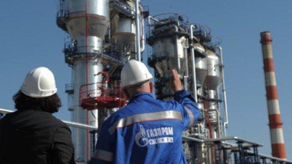 Gazprom profit drop 2014