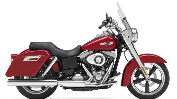 Harley Davidson recall 2015