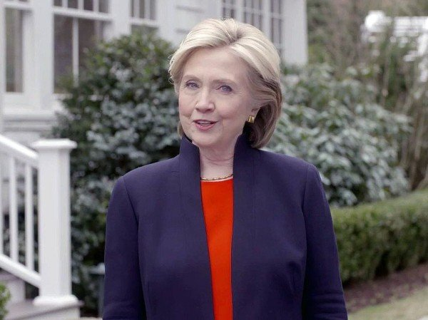 Hillary Clinton 2016 presidential campaign