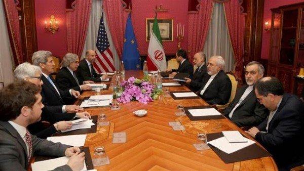 Iran nuclear talks Lausanne 2015