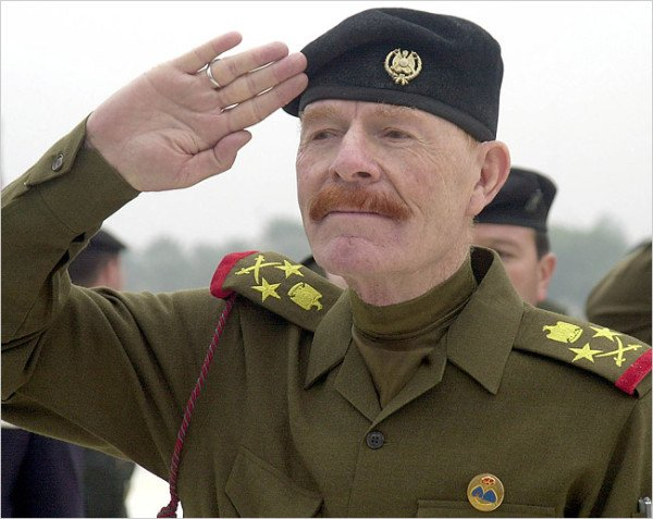 Izzat Ibrahim al-Douri killed in Iraq