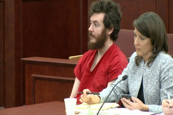 James Holmes Aurora Theater Shooting Trial