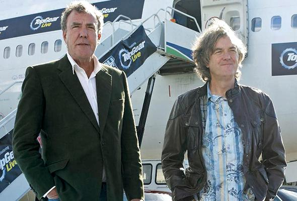 Jeremy Clarkson James May Top Gear