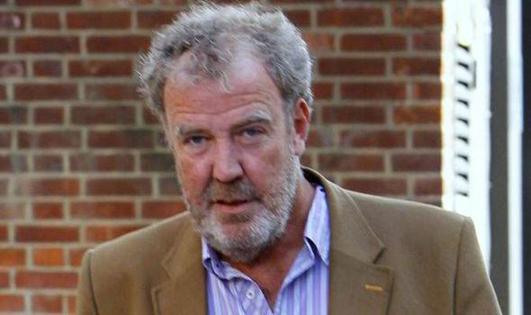Jeremy Clarkson cancer scare