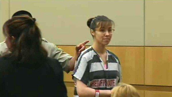 Jodi Arias sentenced to life without parole