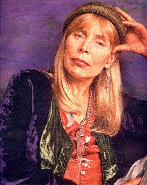 Joni Mitchell Morgellons disease