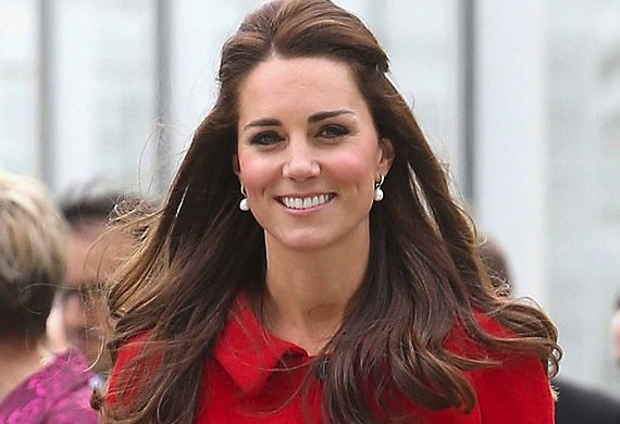Kate Middleton labor 2015