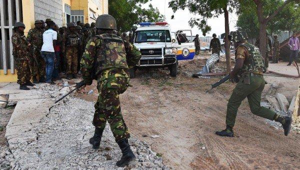 Kenya Garissa massacre