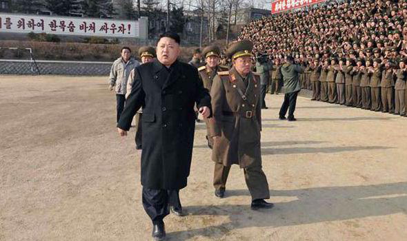 Kim Jong un senior officials execution