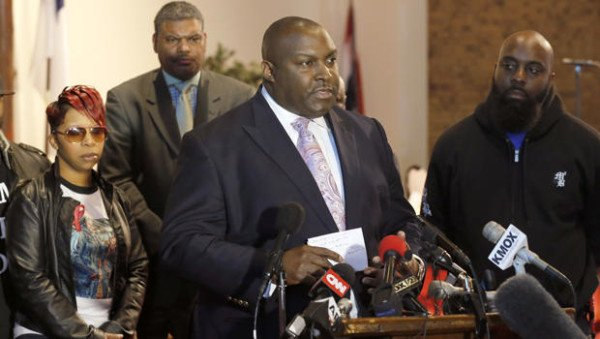 Michael Brown parents sue Ferguson