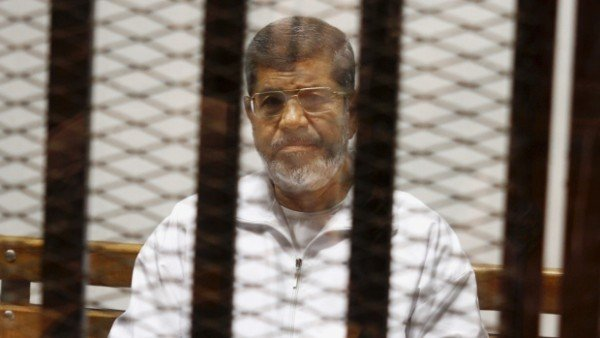 Mohamed Morsi sentenced to 20 years in jail
