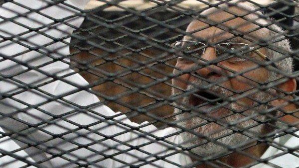 Mohammed Badie death sentence