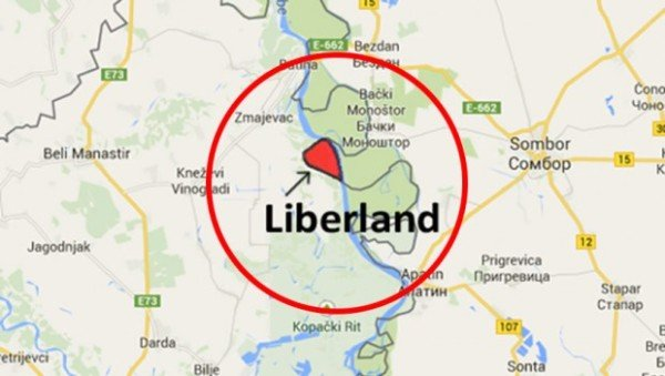 New country Liberland
