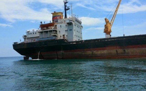 North Korea Mu Du Bong ship detained in Mexico