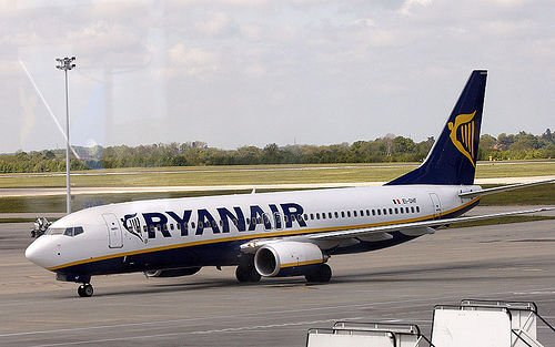 Ryanair cancels over 250 flights to France