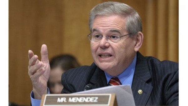 Senator Bob Menendez charged with corruption