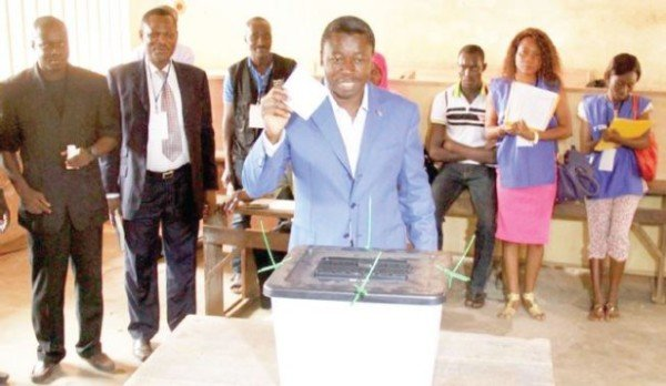 Togo elections 2015 Faure Gnassingbe