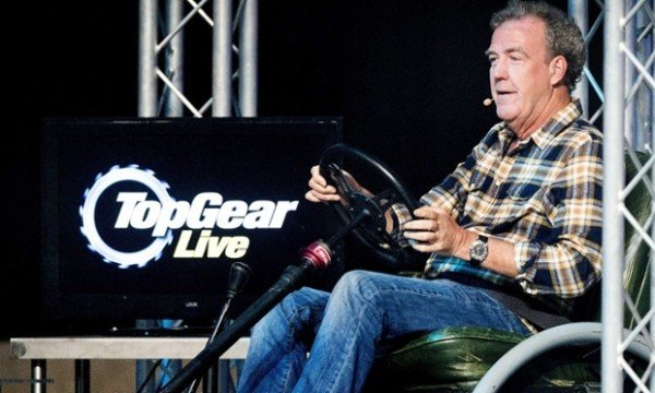 Top Gear Live Jeremy Clarkson