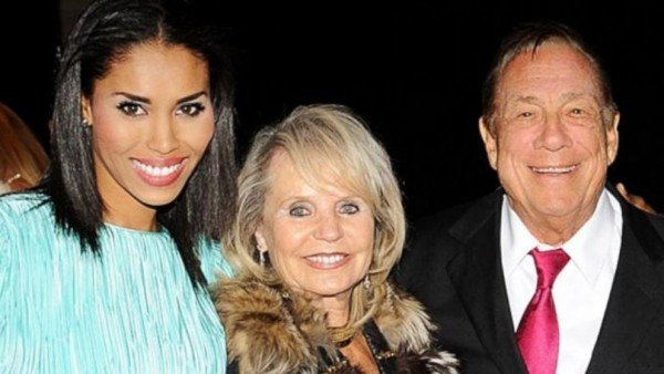 V Stiviano Shelly and Donald Sterling