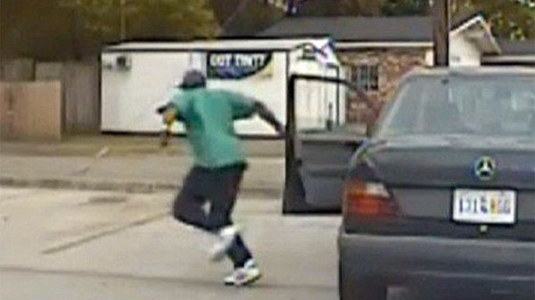 Walter Scott shooting dashcam footage