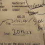$2,000 Tip at Blue 44 Restaurant in Upper Northwest Washington