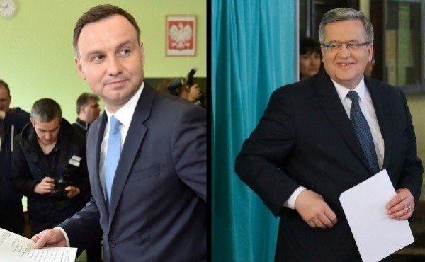 Andrzej Duda wins Poland presidency