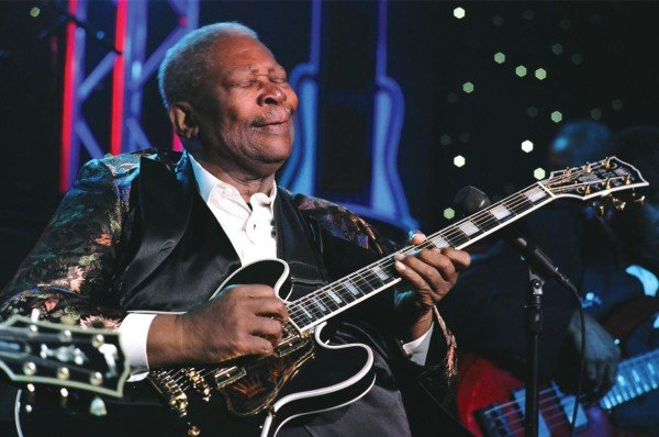 BB King funeral