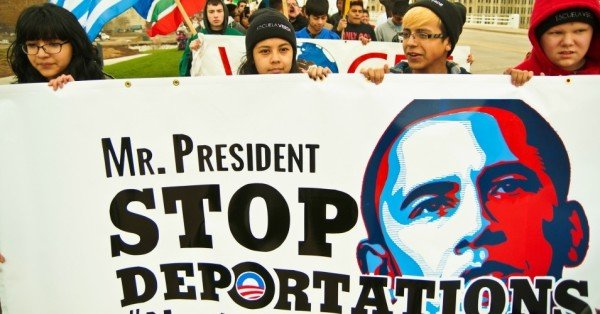 Barack Obama Immigration Executive Action 2015