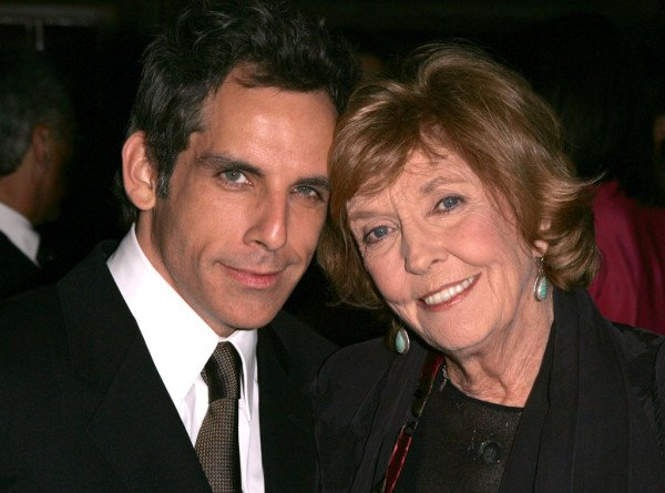 Ben Stiller mom Anne Meara dead