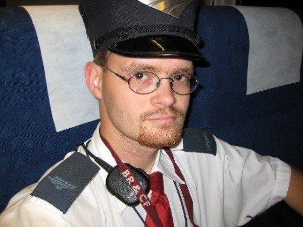 Brandon Bostian Amtrak train crash