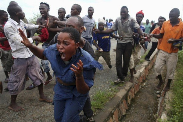 Burundi coup attempt 2015