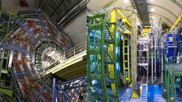 CERN LHC 2015