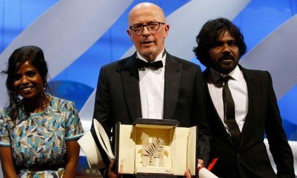 Cannes 2015 winner Dheepan