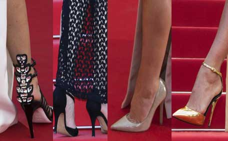 Cannes high heel policy scandal