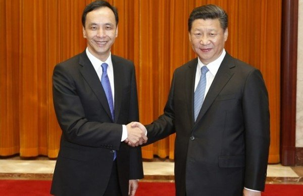China Taiwan talks May 2015