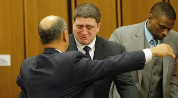 Cleveland Officer Michael Brelo not guilty