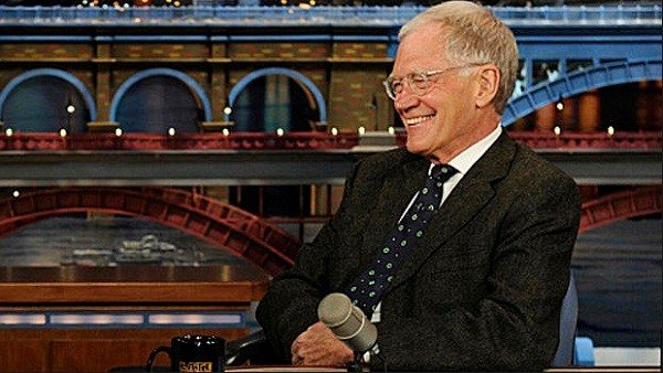 David Letterman final Late Show