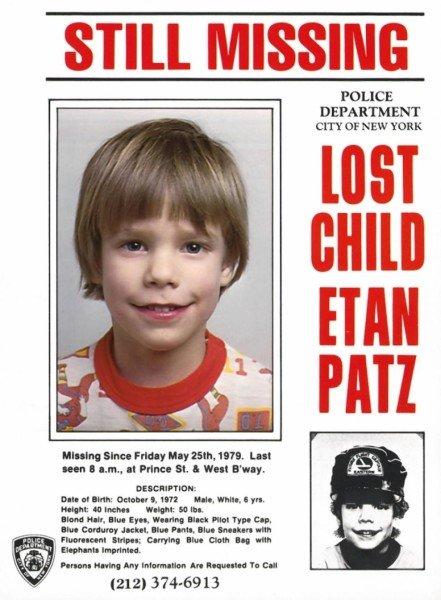 Etan Patz murder mistrial