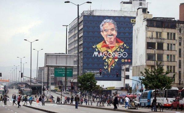 Gabriel Garcia Marquez book fair Bogota