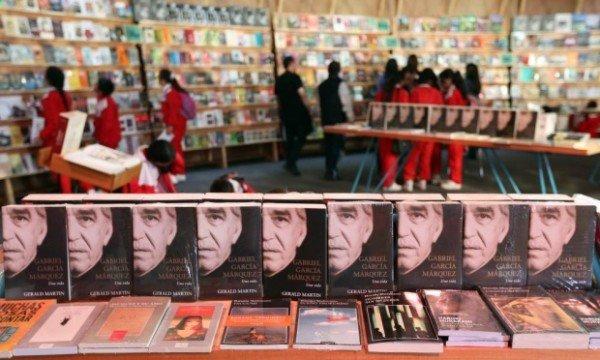 Gabriel Garcia Marquez first edition stolen