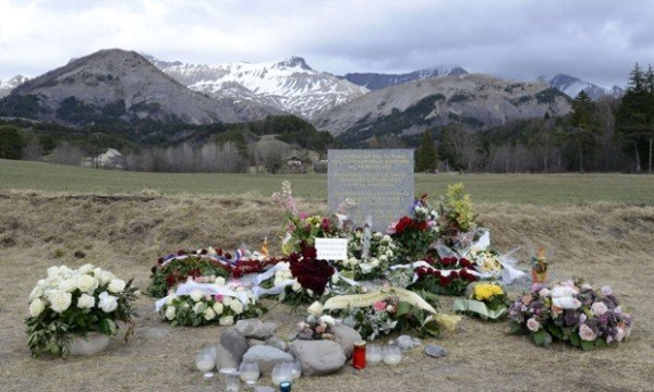 Germanwings plane crash 2015
