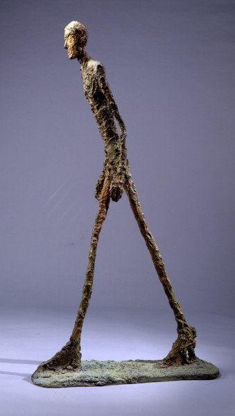 Giacometti Walking Man I