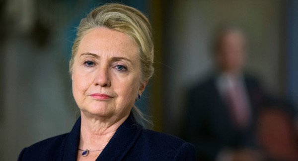 Hillary Clinton email scandal 2015