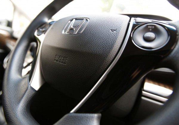 Honda recall Takata airbag