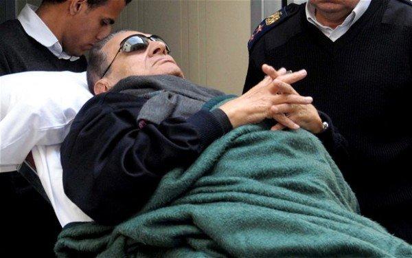 Hosni Mubarak sentence