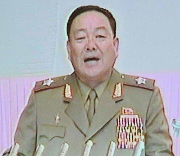 Hyon Yong chol North Korea defense minister executed