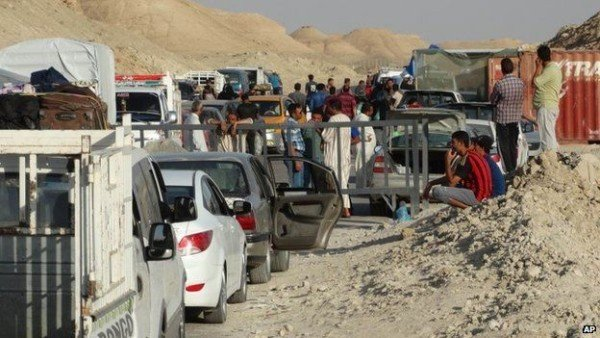 ISIS captures Ramadi in Iraq