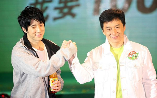 Jackie Chan backs drug death penalty